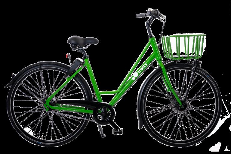 tretty Fahrrad